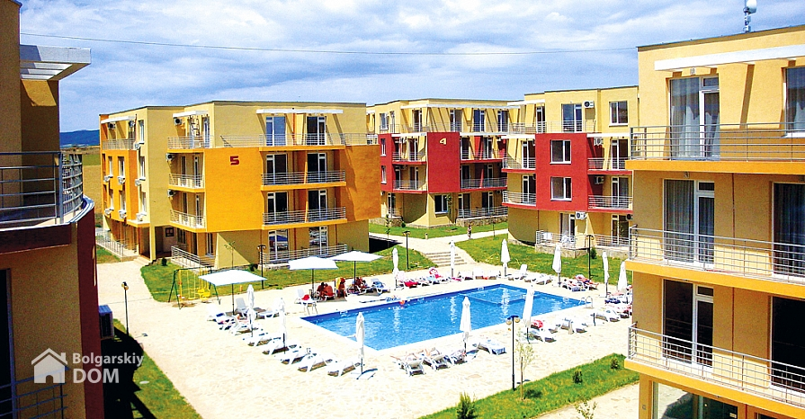 Каталог жилых комплексов в Болгарии