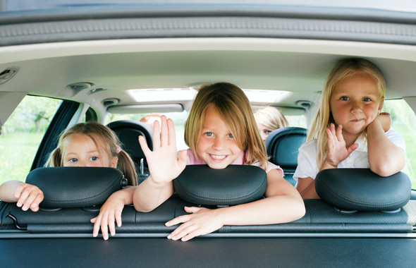Путешествие на машине по болгарии