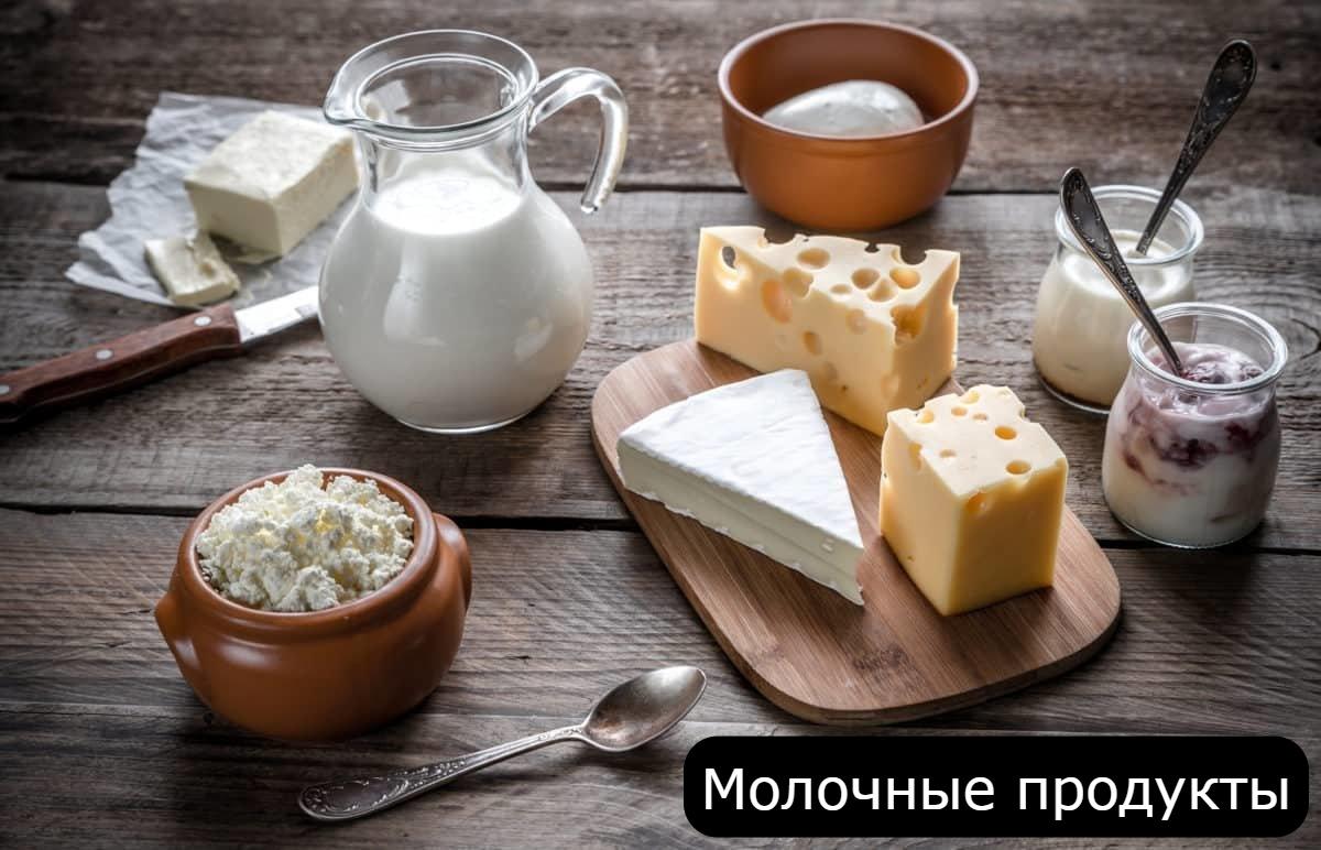 Цены на молочные продукты в Болгарии